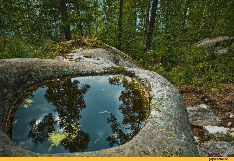 ширяево каменная чаша фото