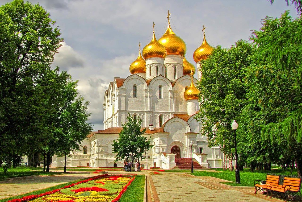 Золотое кольцо (Владимир, Суздаль, Боголюбово, Углич, Ярославль, Тутаев) 5-9 мая!