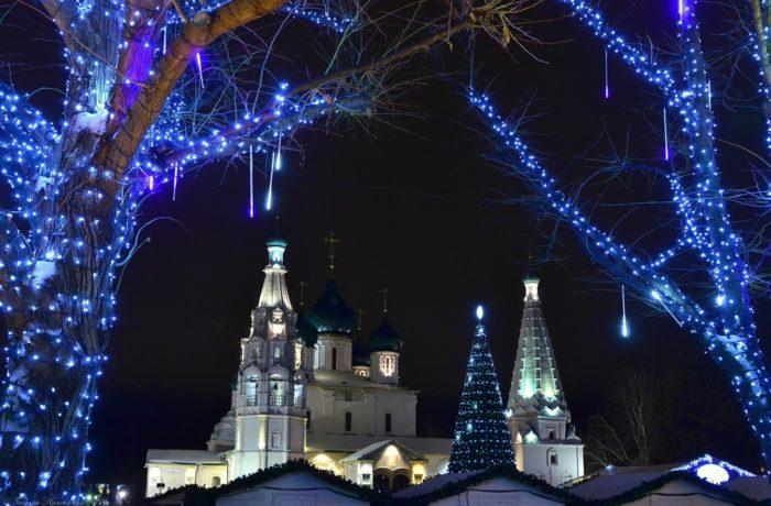 Новогоднее путешествие в города Золотого Кольца ждут Вас! 30.12-03.01