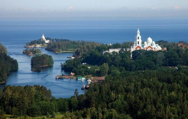 Санкт-Петербург. Валаам 14-24 июля 2021