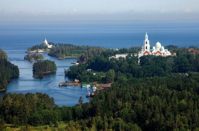 Санкт-Петербург. Валаам 14-24 июля 2020