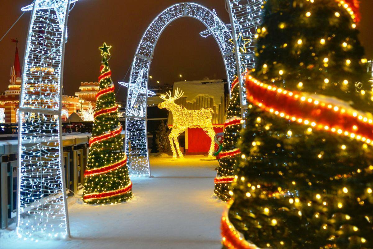На Ледовый городок в КАЗАНЬ 26-27 января!