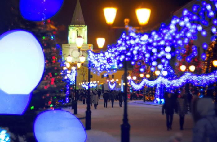 На Ледовый Городок в КАЗАНЬ! 26-27 января