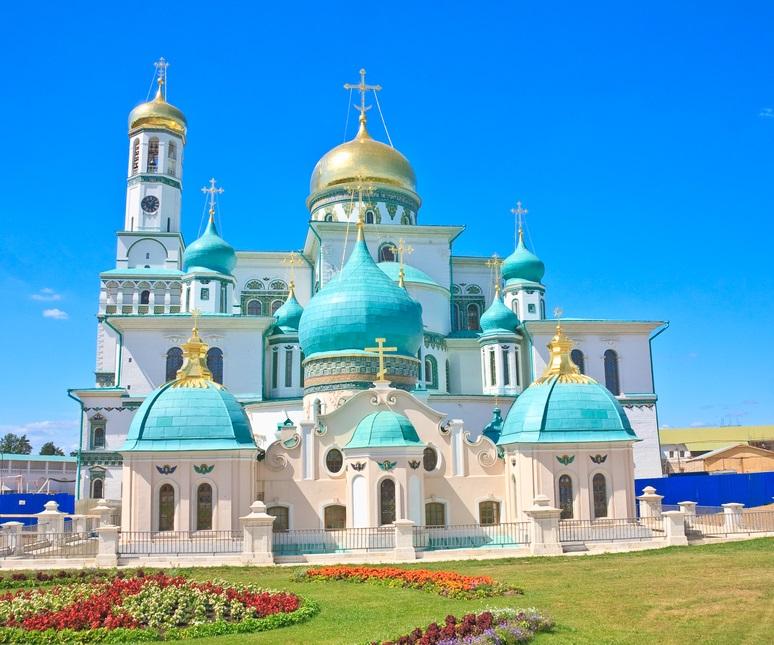 НОВЫЙ ИЕРУСАЛИМ, МОСКВА, СВЯТО-ТРОИЦКАЯ СЕРГИЕВА ЛАВРА 8-11 октября!