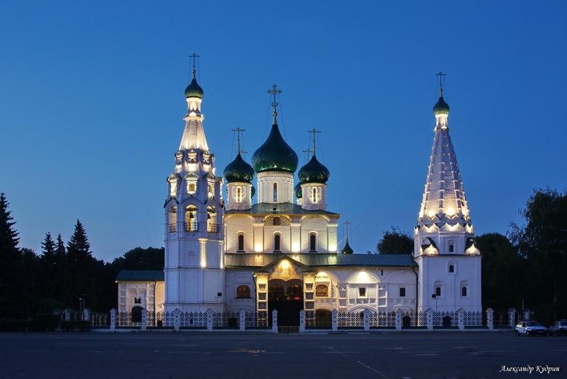ЗОЛОТОЕ КОЛЬЦО России! 1-5 июля