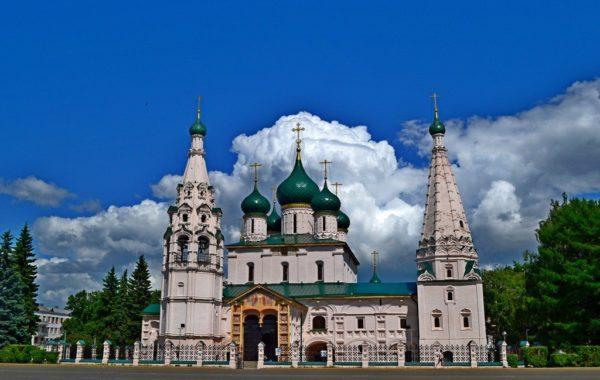 Золотое Кольцо России! 11-15 июля