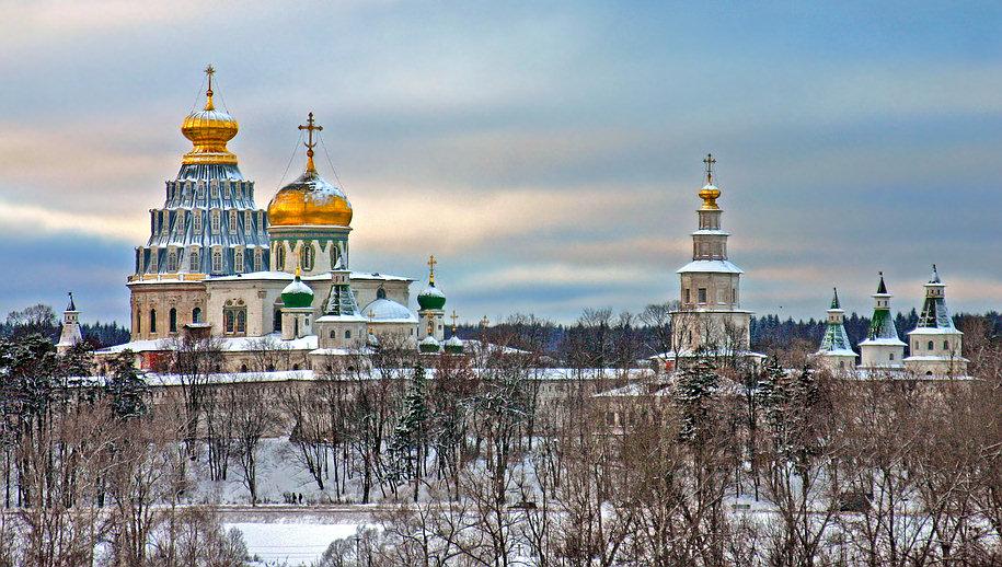 НОВЫЙ ИЕРУСАЛИМ, МОСКВА, СВЯТО-ТРОИЦКАЯ СЕРГИЕВА ЛАВРА 6-9 марта!