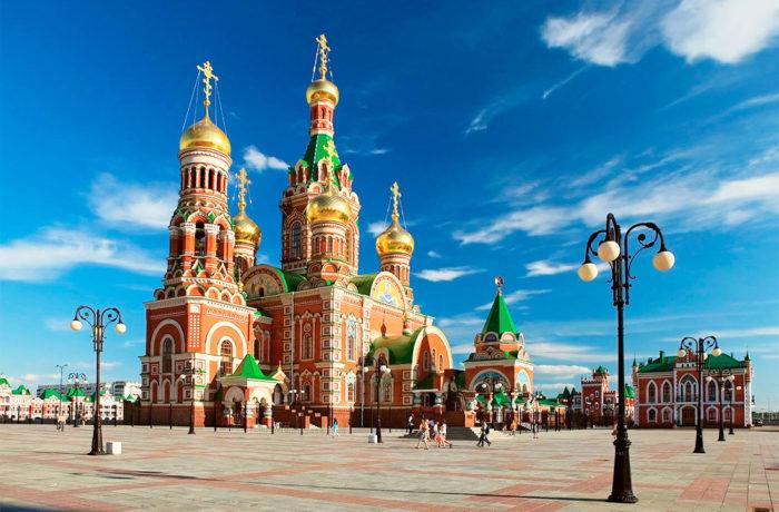 КАЗАНЬ и ЙОШКАР-ОЛА на Новогодние Праздники 3-5 января 2021 г!